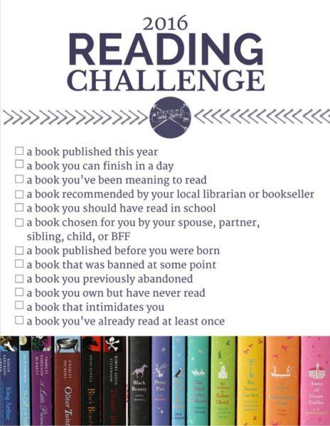Libri & libri: la mia reading challenge