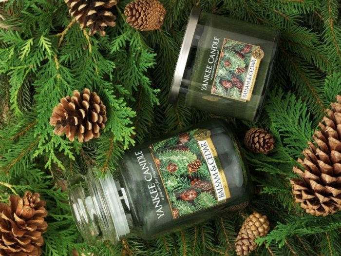 Una casa, mille atmosfere: le candele profumate perfette per Natale